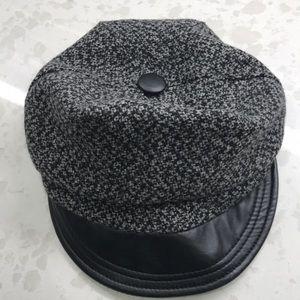 Accessories - Tweed hat